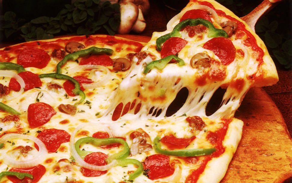 como hacer pizza