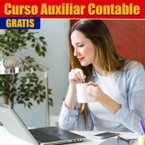 Curso para auxiliar contable en línea