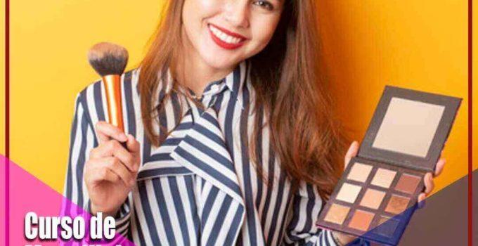 Curso de maquillaje en línea y gratuito