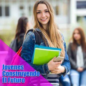 Becas Jóvenes Construyendo Futuro